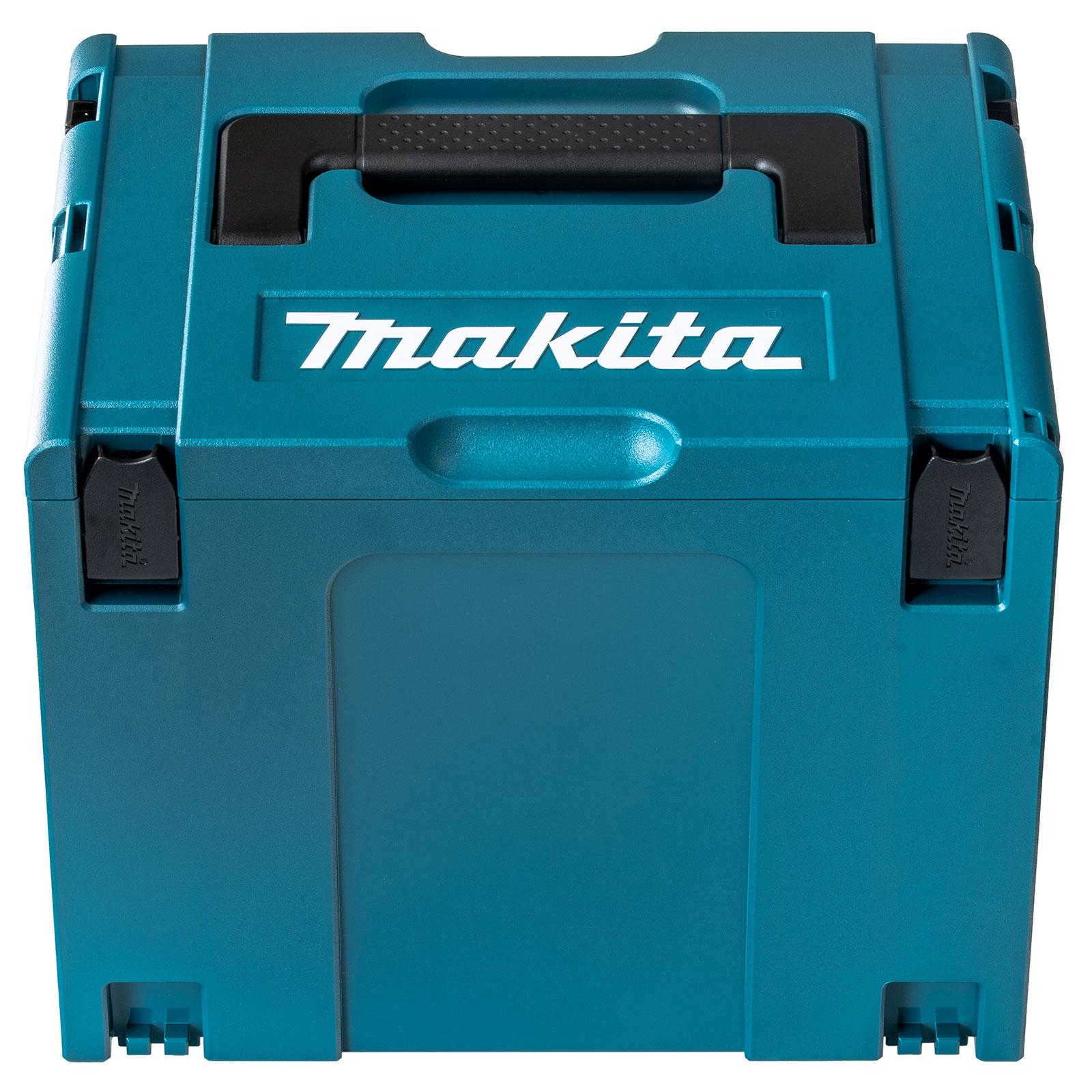 3 X makita Makpac Stapel Anschluss Werkzeugkoffer Systainer Typ 3 396 X 296 X